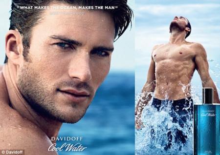 Scott Eastwood es la nueva imagen de Cool Water