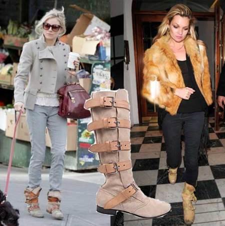 Buckled Pirate Boots de Vivienne Westwood