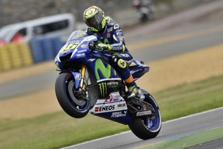 Valentino Rossi Motogp Francia 2015