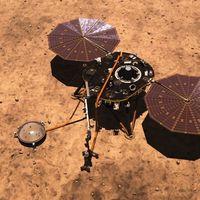 """""""7 minutos de terror"""": cómo seguir hoy el aterrizaje de Mars InSight en Marte"""