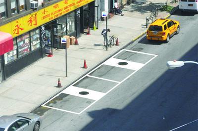 Nueva York instalará las dos primeras tapas de alcantarilla para recarga inalámbrica
