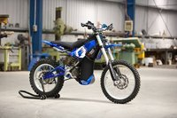 O2 Pursuit, enduro mediante aire comprimido