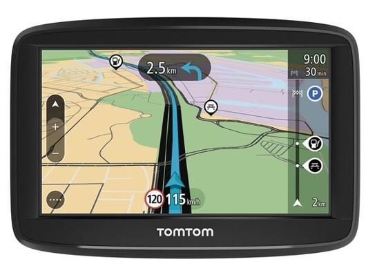 Navegador GPS TomTom Start 52 con mapas de Europa