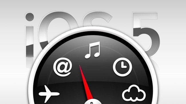 iOS 5 Widgets