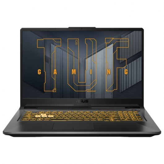 "Asus TUF Gaming A17 FA706QM-HX001 AMD Ryzen 7 5800H/16GB/1TB SSD/RTX 3060/17.3"""