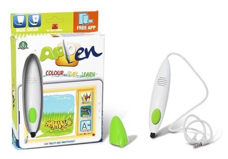 APPen, un bolígrafo digital para los más pequeños de la casa