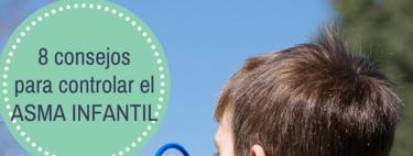 Ocho consejos para controlar el asma en los niños