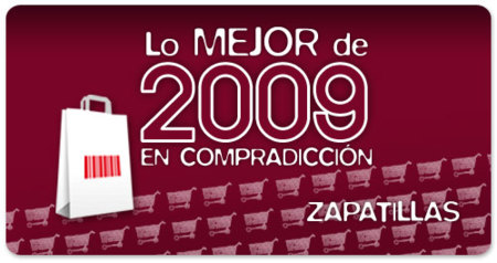 Vota lo mejor de 2009 en Compradicción: mejores zapatillas
