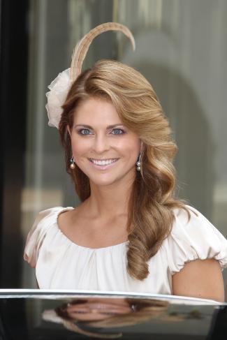 Boda Real en Mónaco: el look de Magdalena de Suecia