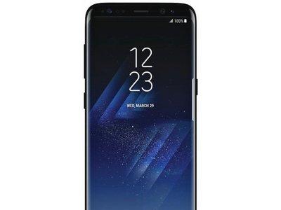 Esta es la mejor imagen que vas a ver del Samsung Galaxy S8, y en su pantalla una fecha: 29 de marzo