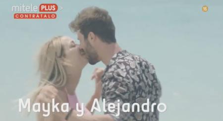 Mayka Y Alejandro La Ultima Tentacion De La Isla De Las Tentaciones