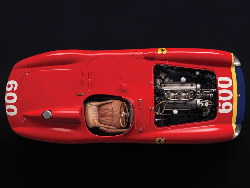 Foto de Ferrari 290 MM de Juan Manuel Fangio (4/15)