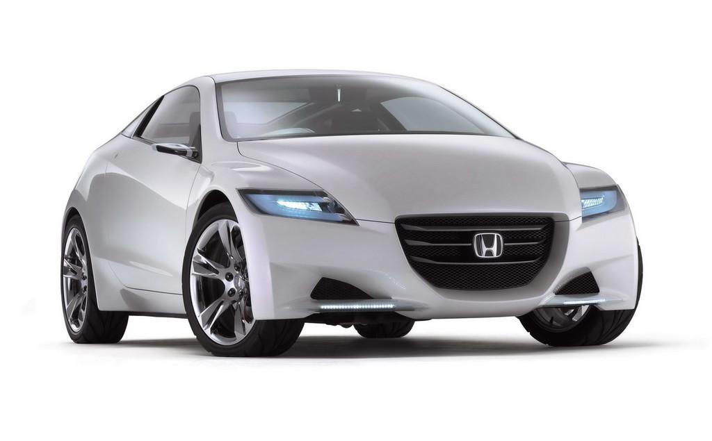 Foto de Honda CR-Z Concept (3/14)