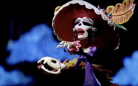 'Hasta los Huesos', el maravilloso corto mexicano inspirado en la festividad de 'Día de Muertos'
