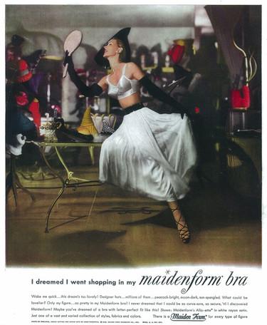 Maidenform Otoño-Invierno 2012/2013: lo clásico ahora se diseña moderno