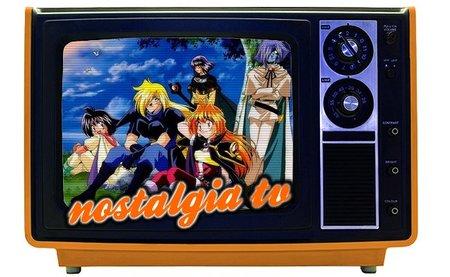 'Reena y Gaudy', Nostalgia TV