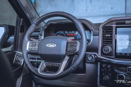 Ford Lobo 2021 Prueba De Manejo Opiniones Precio 53