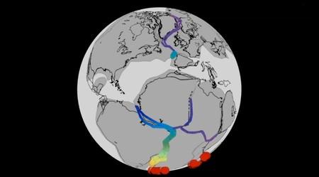 Este vídeo muestra cómo los continentes se separaron en el pasado... y cómo volverán a juntarse en el futuro