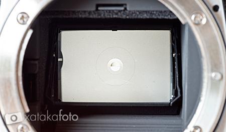 Nikon Fm2 pantalla enfoque