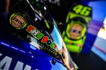 Rossi Aragon Motogp 2020