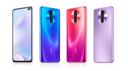Xiaomi Redmi K30 5g Oficial Diseno