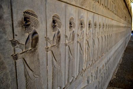 Irán: entre las ruinas de Persépolis