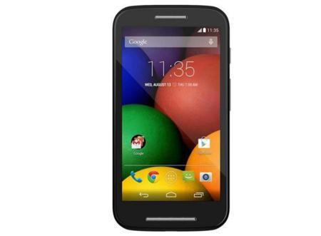 El Motorola Moto E llega para revolucionar la gama baja. La imagen de la semana