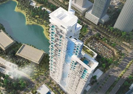 Roberto Cavalli Le Suma Lujo Al Nuevo Aykon Hotel En Dubai Disenando Por Completo Sus Interiores