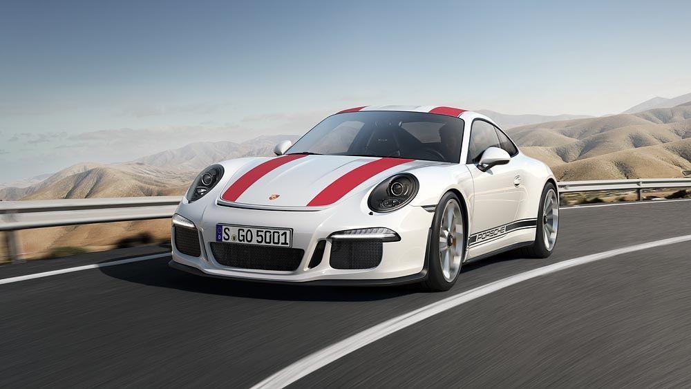 Foto de Porsche 911 R (6/6)