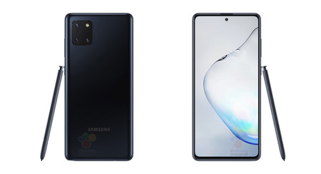 El Samsung Galaxy Note 10 Lite se queda sin secretos: filtran todas sus especificaciones