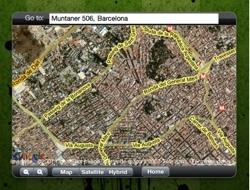 gMap: Widget para utilizar Google Maps desde Dashboard