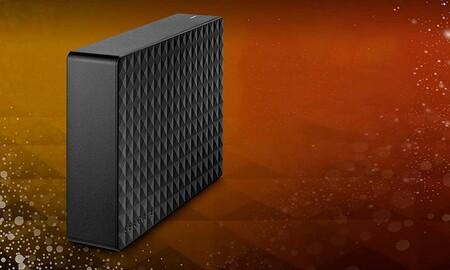 Este disco duro Seagate con 6TB de almacenamiento está más barato que nunca en el Amazon Prime Day, solo 99,99 euros
