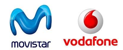 La coopetencia de Movistar y Vodafone