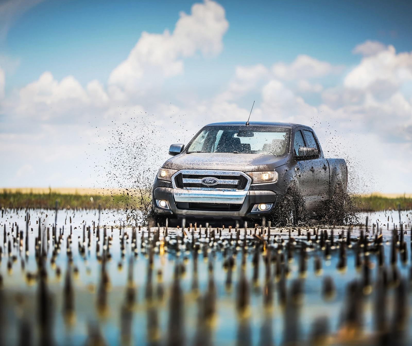 13 fotos más de Ford Ranger 2017