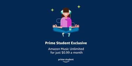 Amazon Music quiere robarle los estudiantes a Apple Music: nueva tarifa por 0,99 dólares al mes