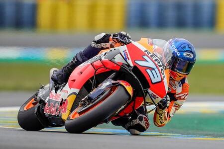Marquez Le Mans Motogp 2020