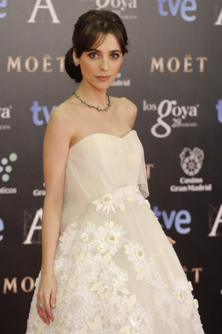 """Entrevista a Leticia Dolera: """"Mi vestido lo escogió Josep Font desde Nueva York"""""""