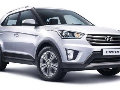 Ahora sí, primeras fotos oficiales del Hyundai Creta