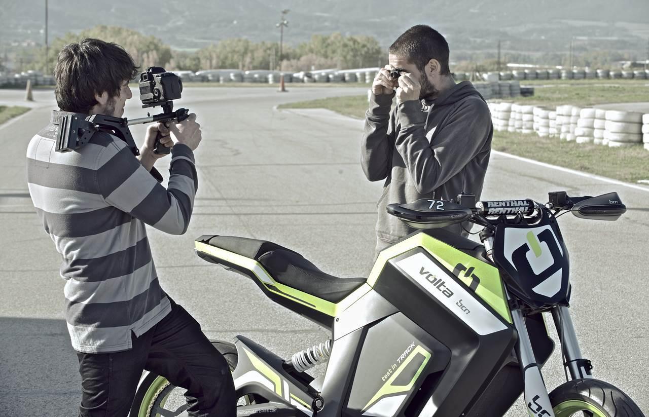 Foto de Salón de Milán 2012: Volta Motorbikes entra en la fase beta de su motocicleta - Volta BCN Track (15/28)