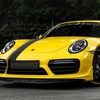Manhart TR 850, el preparador alemán dota al Porsche 911 Turbo S con un desempeño no apto para cardiacos