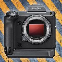 """Fujifilm anuncia """"la mayor actualización de firmware en la historia"""" del sistema GFX, de cámaras sin espejo de formato medio"""