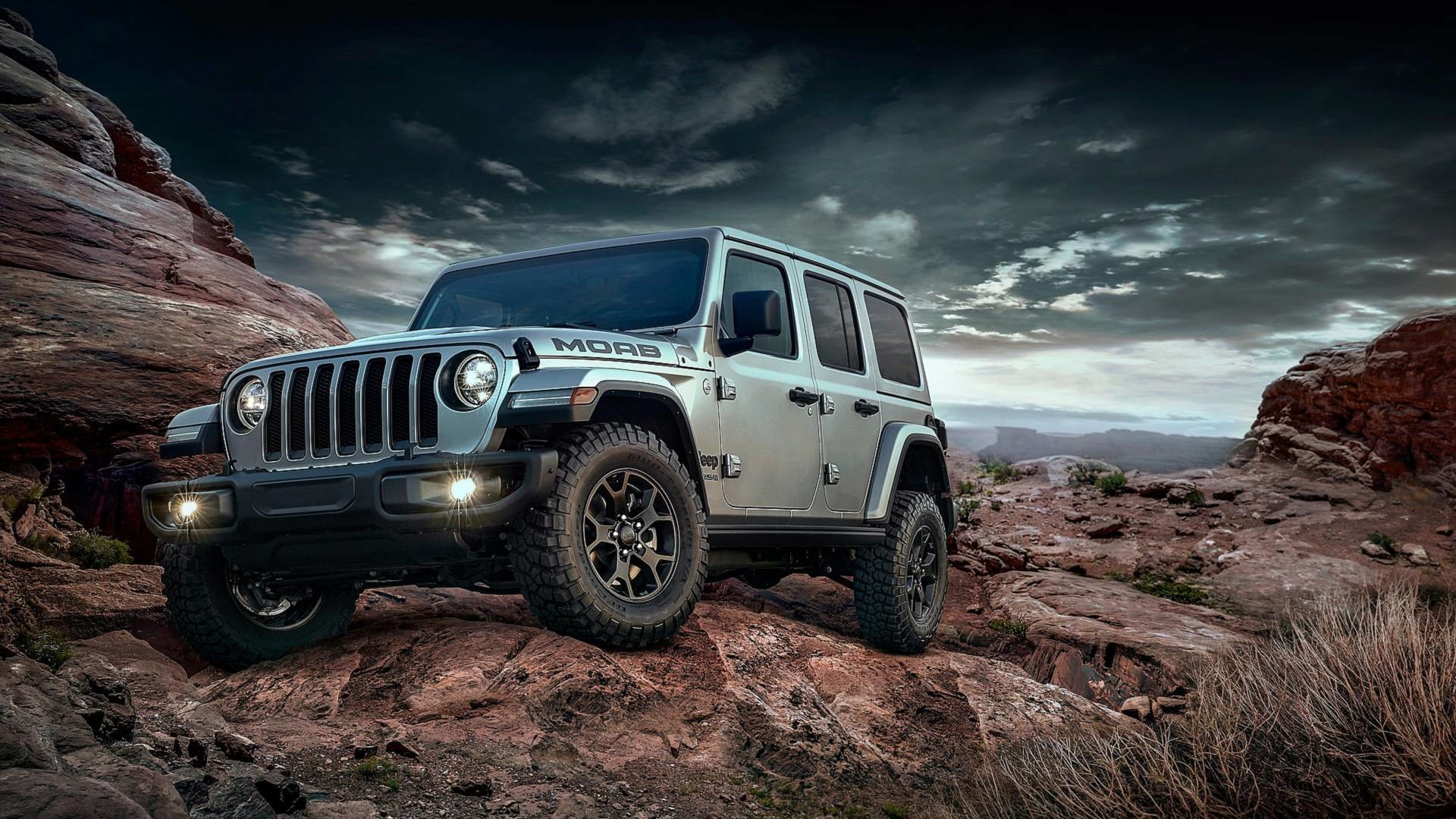 Foto de Jeep Wrangler Moab Edition 2018 (1/7)