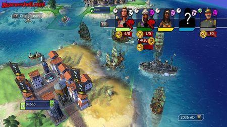 'Sid Meier's Civilization Revolution' ya tiene fecha para Europa