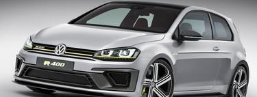 Volkswagen podría lanzar un Golf de +400 hp para despedir a su 7ª generación