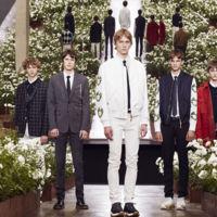 Las nuevas propuestas preppy de Kris Van Assche para Dior Homme durante la PFW