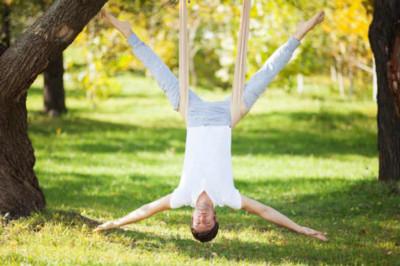 Inversión de la postura para conseguir una espalda sana