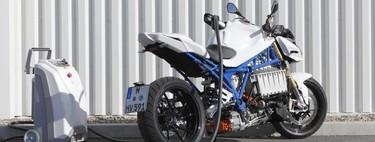 BMW eRoadster: el prototipo de moto eléctrica de 134 CV y 200 km de autonomía que tardará en llegar