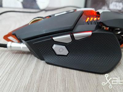 A-JAZZ GTX, un mouse gamer de bajo costo perfecto para iniciarse en los eSports