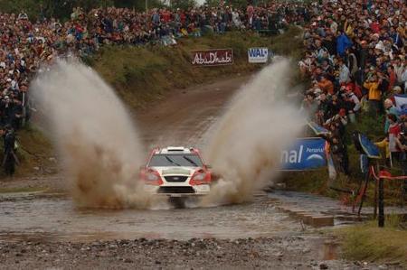 Argentina esta a un paso de quedarse fuera del WRC en 2010