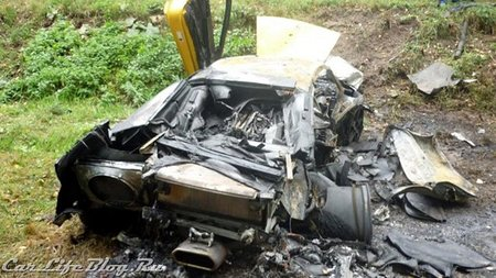 Dolorpasión: Barbacoa de Lamborghini Murcielago